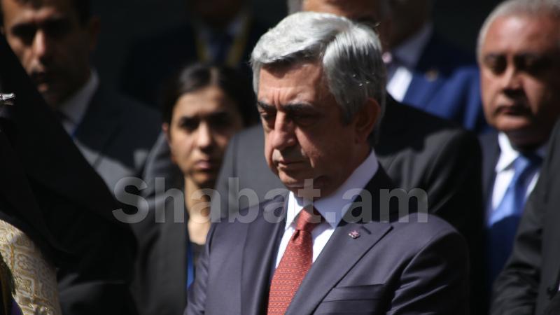 Դատարանը բավարարել է Սերժ Սարգսյանի մասնակցությամբ կայանալիք դատական նիստը հետաձգելու մասին պաշտպանների միջնորդությունը