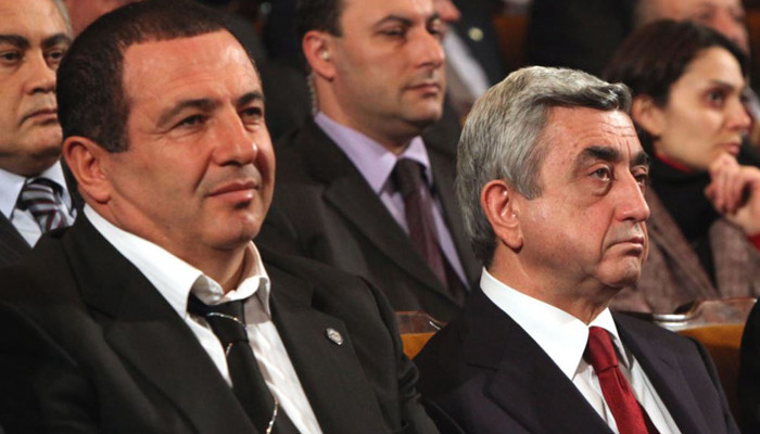 «Ծառուկյան» խմբակցությունն առաջիկայում կհայտնի դիրքորոշումը վարչապետի պաշտոնում Սերժ Սարգսյանի թեկնածության վերաբերյալ