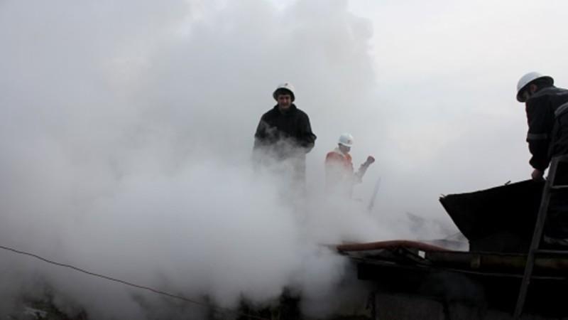Այրվել է Սևանի քաղաքապետարանի տանիքը