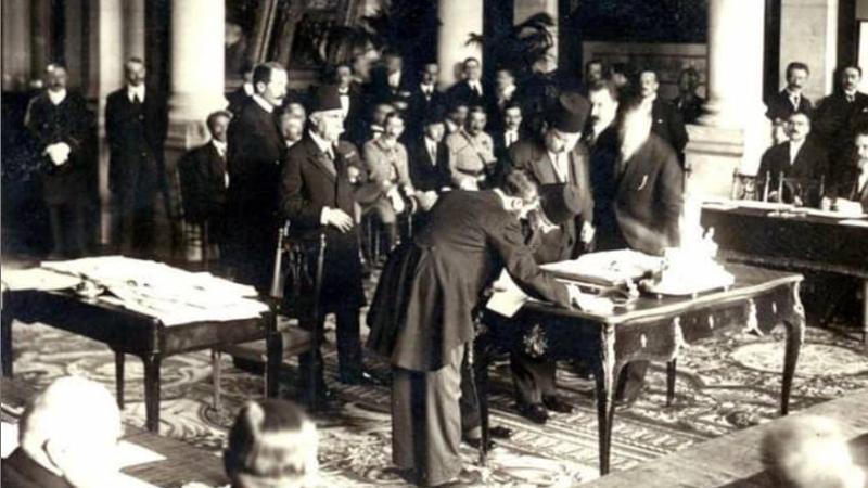 Սևրի պայմանագրի 100-րդ տարին՝ Կարսի զորավարժություններով․ «Հայաստանի Հանրապետություն»