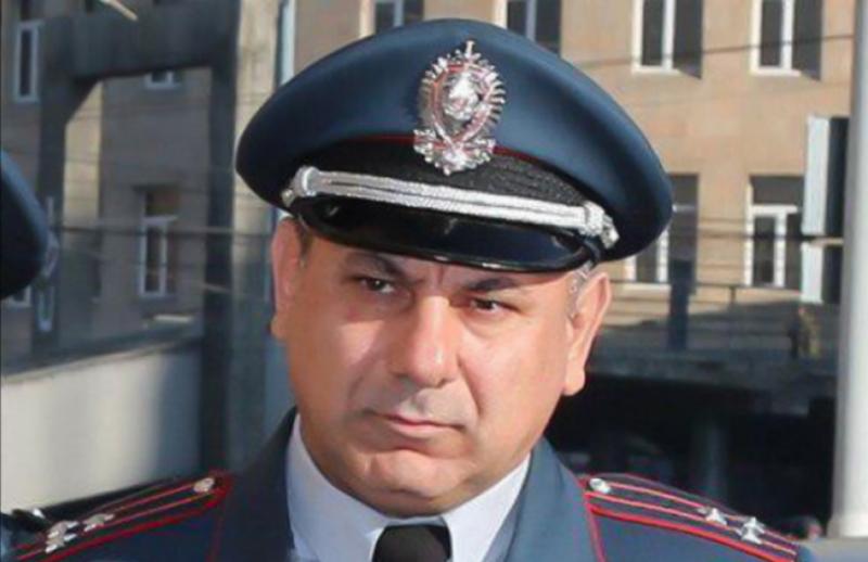 Շիրակի մարզի ոստիկանապետն ազատվել է պաշտոնից և նշանակվել Կոտայքի մարզի ոստիկանապետ