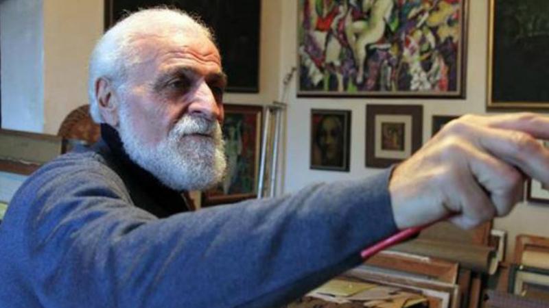 Յոթանասունինը տարեկանում մահացել է ՀՀ վաստակավոր նկարիչ Վլադիմիր Աբրահամյանը