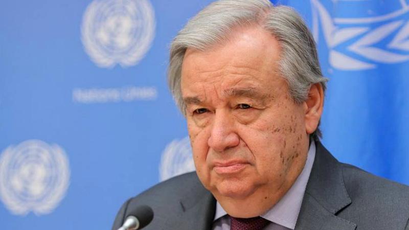 ՄԱԿ-ի գլխավոր քարտուղարը մտահոգություն է հայտնել  Լեռնային Ղարաբաղի հակամարտության գոտում իրադրության վերջին զարգացումների վերաբերյալ