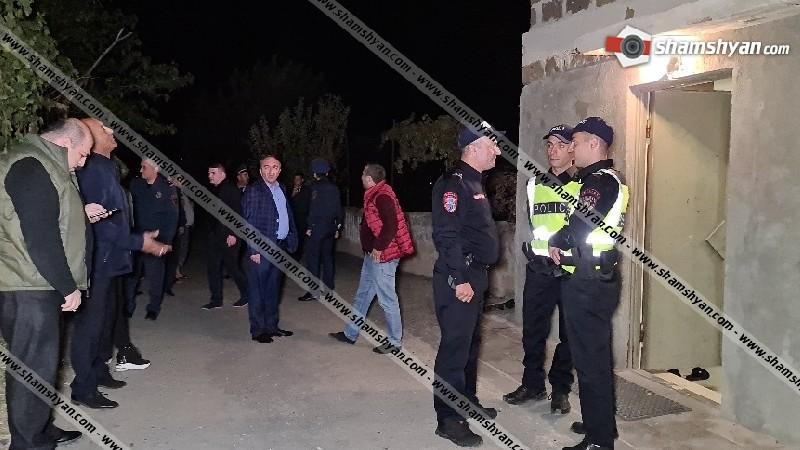 Երևանում մեքենայի կայանման պատճառով ՌԴ քաղաքացին դանակի մահացու հարվածներ է ստացել
