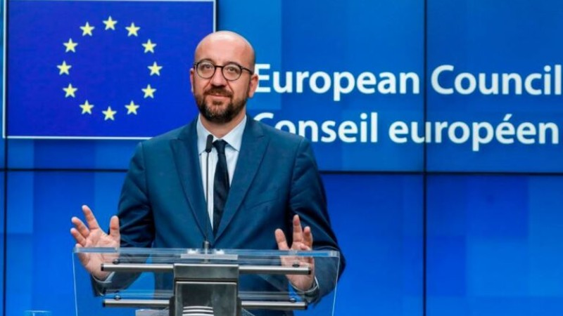 Եվրոպական խորհրդի նախագահ Շառլ Միշելը կայցելի Հայաստան