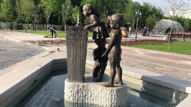 Երևանի 2800-ամյակի այգու շատրվաններն այսօրվանից գործում են