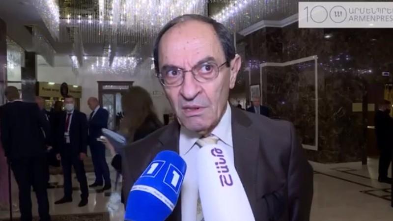 Հայաստանը ՀԱՊԿ-ին օգնության համար չի դիմել. Շավարշ Քոչարյան (տեսանյութ)