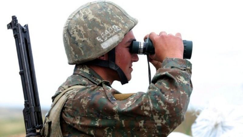 Հայ-ադրբեջանական շփման գծի ամբողջ երկայնքով օպերատիվ մարտավարական իրավիճակը փոփոխության չի ենթարկվել
