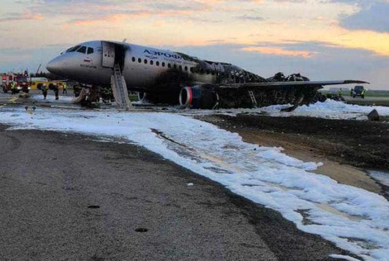 Մուրմանսկի մարզում եռօրյա սուգ Է հայտարարված SSJ-100 ինքնաթիռի աղետի կապակցությամբ