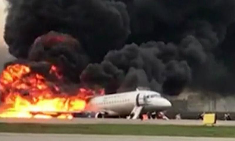 ՌԴ ՔԿ-ն հայտնել է «Շերեմետևո»-ում օդանավի վթարի վարկածը