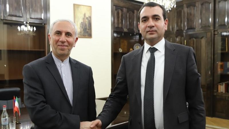 Շիրակի մարզպետը և ՀՀ-ում Իրանի դեսպանը պայմանավորվել են համատեղ աշխատանքային խումբ ստեղծել