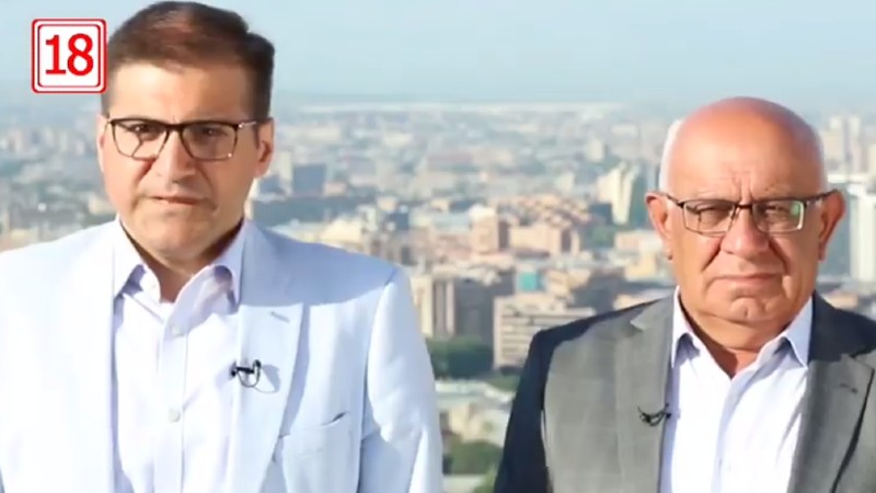 Շիրինյան-Բաբաջանյան ժողովրդավարների դաշինքի առաջնորդներն ամփոփում են քարոզարշավը (տեսանյութ)