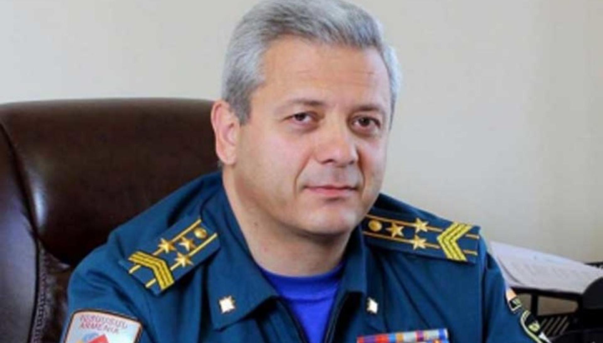 ԱԱԾ-ն բերման է ենթարկել Ոստիկանության գնդապետ Սայաթ Շիրինյանին