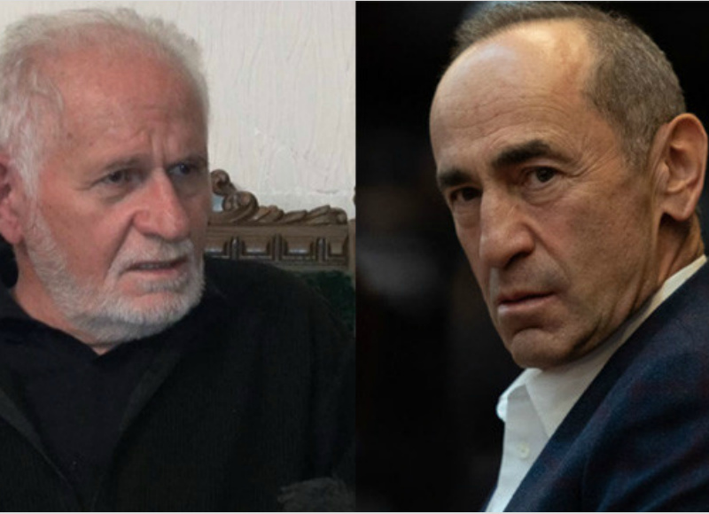 Վազգեն Սարգսյանին վարկաբեկելով՝ հոկտեմբերի 27-ը չի կոծկվի. Վահան Շիրխանյան