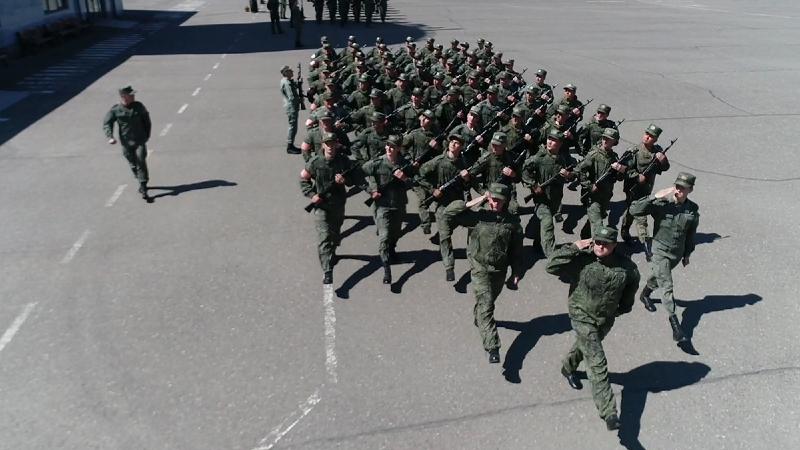 Արցախում ռուս խաղաղապահները մայիսի 9-ին շքերթի են պատրաստվում․ Բաքվում սա «օկուպացիոն գործողություն» են որակել