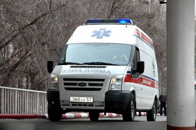 Դավիթ Բեկի փողոցում երկու ավտոմեքենաների բախման հետևանքով հոսպիտալացվել է երեք մարդ