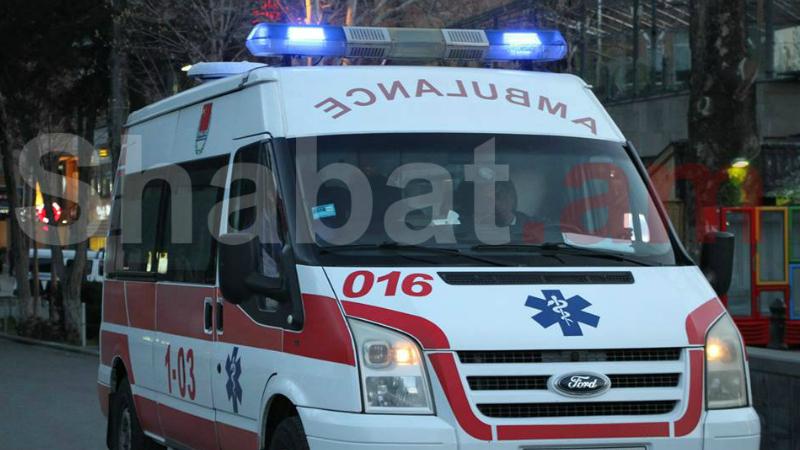 Աշոցք գյուղում քաղաքացին ընկել է 4-րդ հարկի տանիքից և արգելափակվել երկու շենքերի արանքում. ԱԻՆ