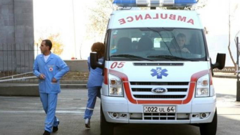«Դղյակ» ռեստորանից «մարմնի բազմաթիվ կտրած-պատռած վերքեր» ախտորոշմամբ հիվանդանոց է տեղափոխվել 18-ամյա տղա