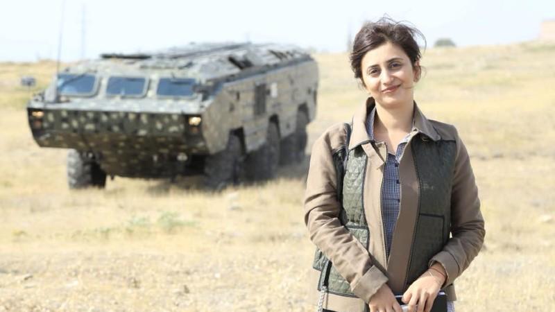 Հակառակորդի 3 տանկերը խոցվել են հայկական արտադրության ԱԹՍ-ների կողմից. ՊՆ խոսնակ Շուշան Ստեփանյան