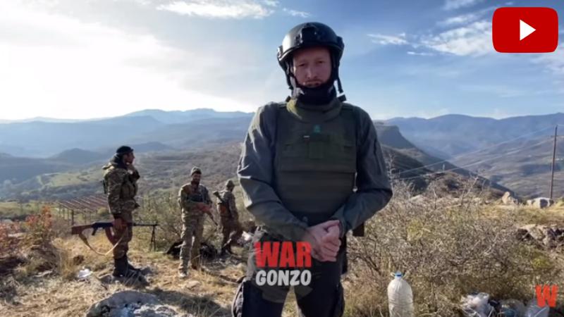 Շուշիում այս պահին էլ կան հայկական զորքեր. Wargonzo (տեսանյութ)