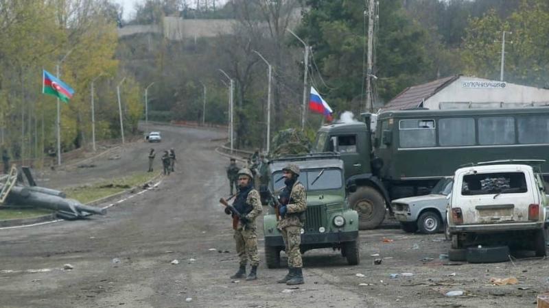 Ադրբեջանում և Վրաստանում համոզված են՝ ռուսները դուրս չեն գալու. «Ժամանակ»