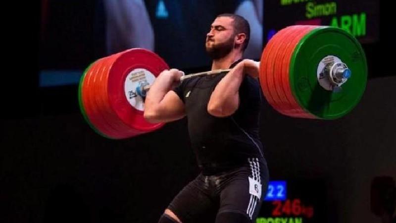 Սիմոն Մարտիրոսյանը՝ կրկնակի օլիմպիական փոխչեմպիոն