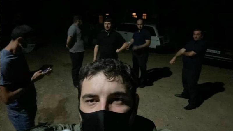 Այս պահին ես և ԱԺ պատգամավոր Տիգրան Կարապետյանը սահմանապահ Այգեպար գյուղում ենք, կրակոցների ձայներ են լսվում. Սիփան Փաշինյան