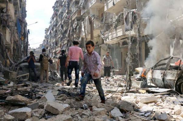 Ահաբեկիչները Սիրիայում դպրոց են պայթեցրել