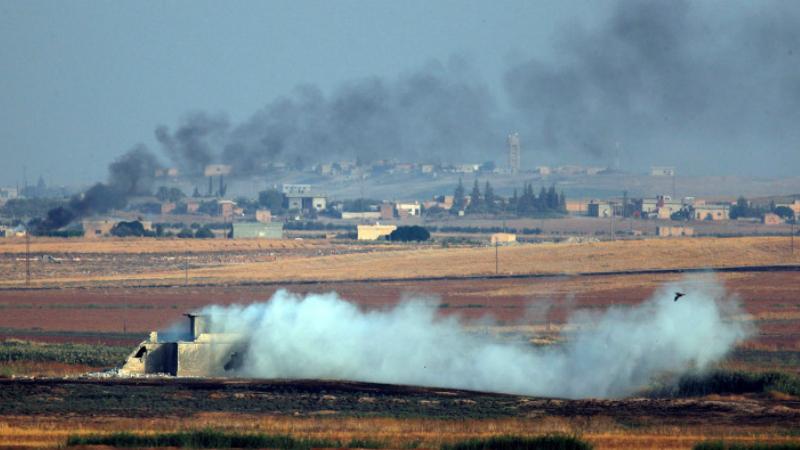 Սիրիայում թուրքական օդուժը մեկ ամիս շարունակ ռմբակոծել է Աֆրինի և Շահբայի շրջանները