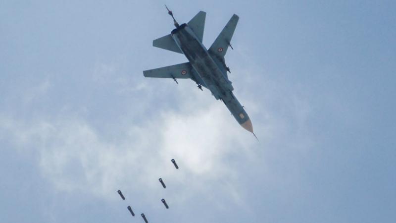 Ռուսական կործանիչներն Իդլիբի հարավում ավիահարվածներ են հասցրել թուրքամետ խմբավորումների դիրքերին