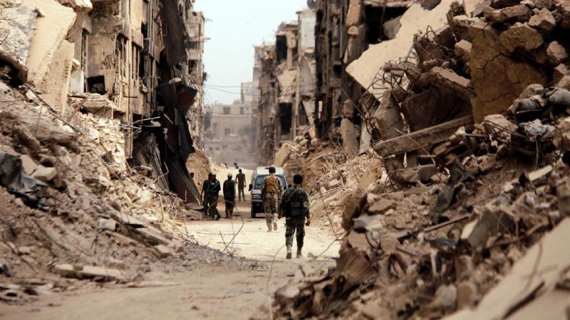 Վերջին 10 տարում Սիրիայում 494 438 մարդ է զոհվել