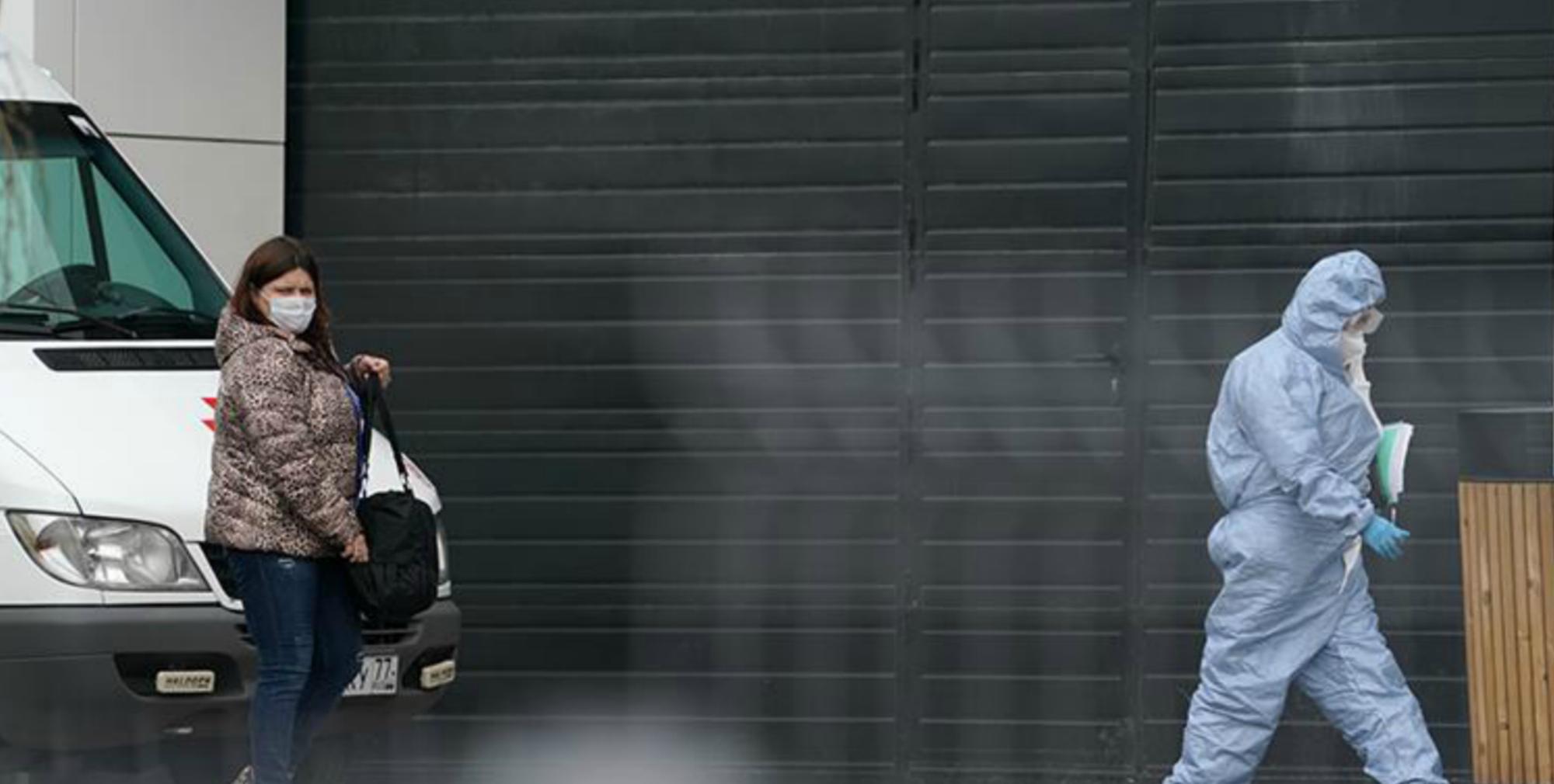 Սոչիում կորոնավիրուսով վարակված պացիենտը փախուստի է դիմել բժշկական կենտրոնից
