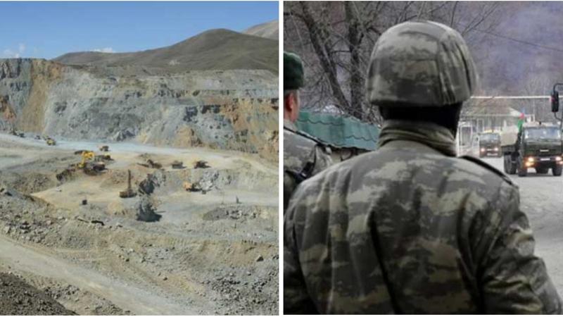 Սոթքի հանքավայրի տարածքում ադրբեջանական զորքերը տեղաշարժվել են․ Hetq.am