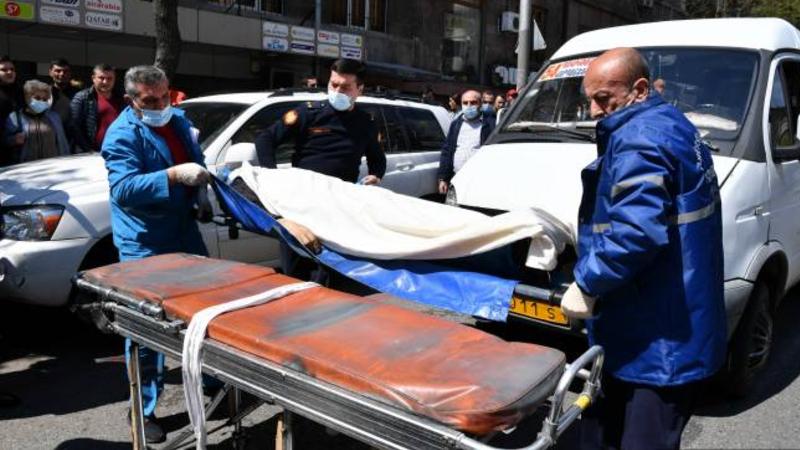 Երթուղայինում տեղի ունեցած սպանության դեպքով կալանավորվել է 57-ամյա տղամարդը. ՀՀ ՔԿ
