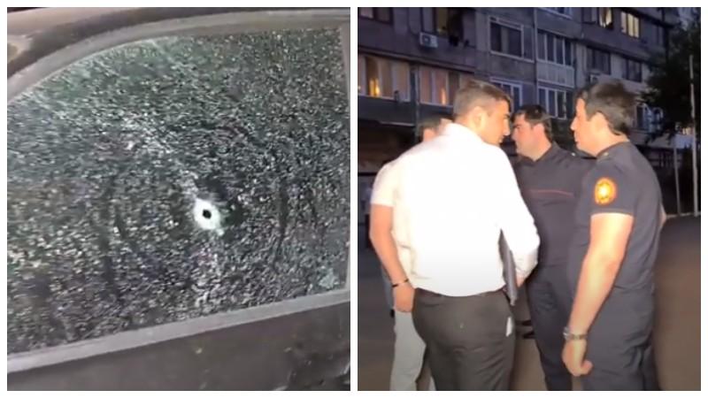 Շենգավիթում կատարված սպանության փորձը բացահայտվել է. ոստիկանություն (տեսանյութ)