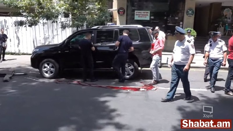 Աբովյան փողոցում հունիսի 2-ին կատարված սպանությունը բացահայտվել է. ՀՀ ոստիկանություն