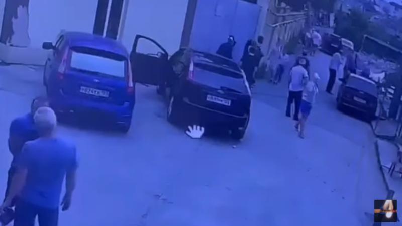 Սոչիում երկու հայերի սպանության տեսանյութը հայտնվել է համացանցում (տեսանյութ)