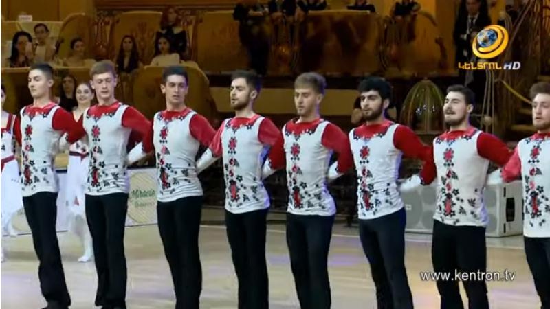 Գագիկ Ծառուկյանի բարձր հովանու ներքո Հայաստանում կայացավ սպորտային պարերի աշխարհի առաջնությունը