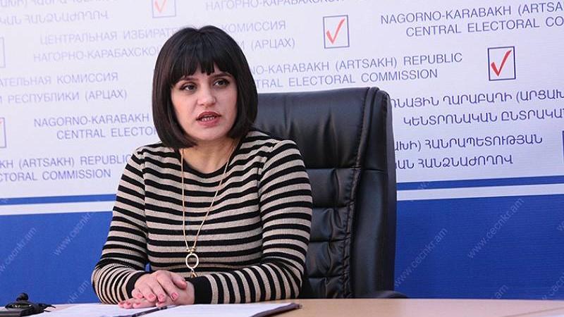 Սրբուհի Արզումանյանը նշանակվել է Արցախի նախագահի աշխատակազմի ղեկավարի առաջին տեղակալ
