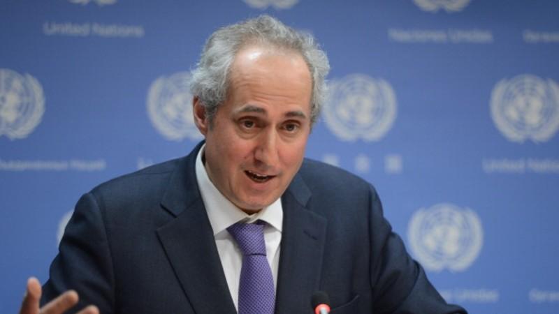 ՄԱԿ-ի գլխավոր քարտուղարը պահանջում է անհապաղ դադարեցնել ռազմական գործողություններն Արցախում