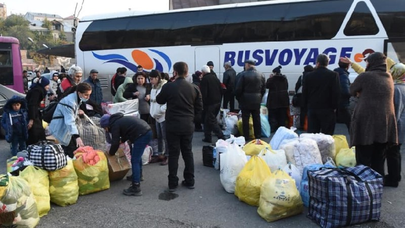 Երևան-Ստեփանակերտ ուղևորատար ավտոբուսների նոր երթուղու կարգը