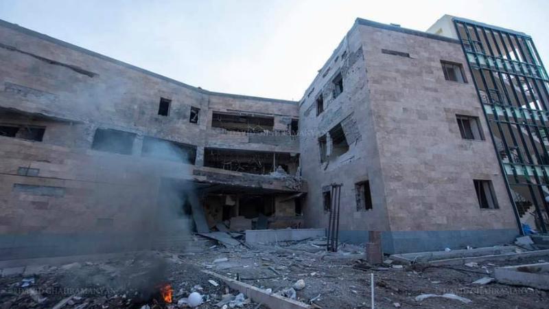 ՄԱԿ-ը դատապարտում է Ստեփանակերտի և Արցախի այլ բնակավայրերի հրետակոծումը