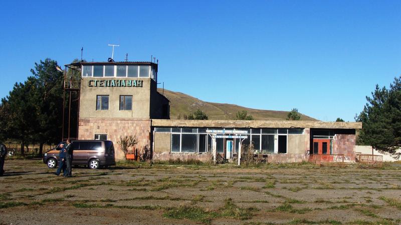 Չեխական ընկերությունն առաջարկում է վերակառուցել Ստեփանավանի օդանավակայանը