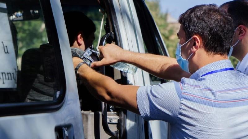 ՔՏՀԱ տեսչական մարմինը Էրեբունիում հակահամաճարակային կանոնների 4 խախտում է հայտնաբերել