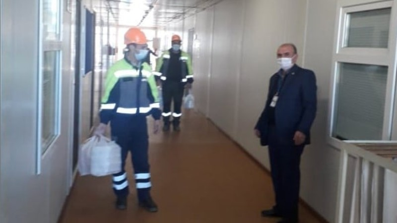 ԱԱՏՄ հյուսիսային տարածքային կենտրոնի մասնագիտական խումբը ստուգայց է իրականացրել «Թեղուտ» ՓԲԸ-ում