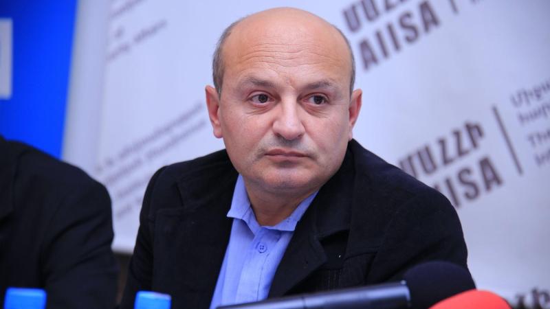 Հայ հասարակությանը խաբել են, թե ՀԱՊԿ-ը Հայաստանի պաշտպանության համար է. Ստյոպա Սաֆարյան