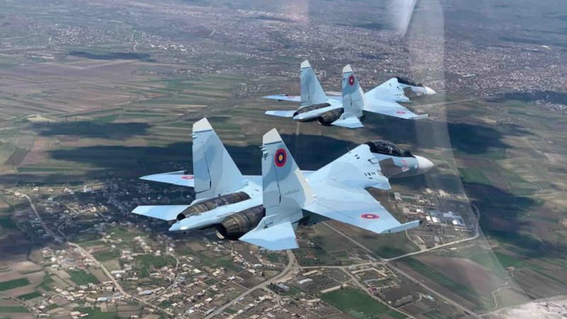 ՌԴ-ն պատրաստ է ՀՀ-ի հետ քննարկել Սու-30 ՍՄ կործանիչների լրացուցիչ խմբականակի մատակարարման հարցը