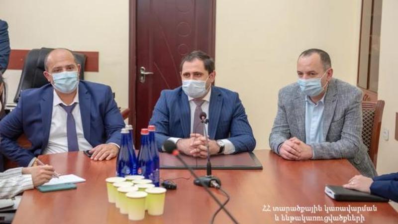 Սուրեն Պապիկյանը ներկայացրել է Իջևանի քաղաքապետի պաշտոնակատարին և կարևորել առաջիկայում սպասվող ՏԻՄ ընտրությունները