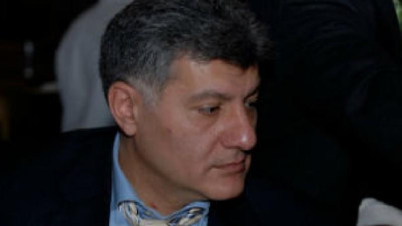 Սուրեն Սահակյանը ազատվել է պաշտպանության նախարարի տեղակալի պաշտոնից