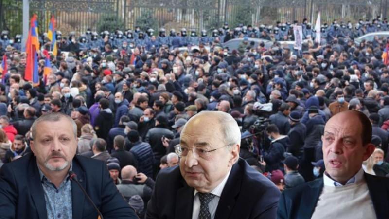 Նրա դեմքով խոսում է ոչ թե իրավապաշտպանը, այլ ձախողված վարչապետացուի աներձագը. Սուրեն Սուրենյանց